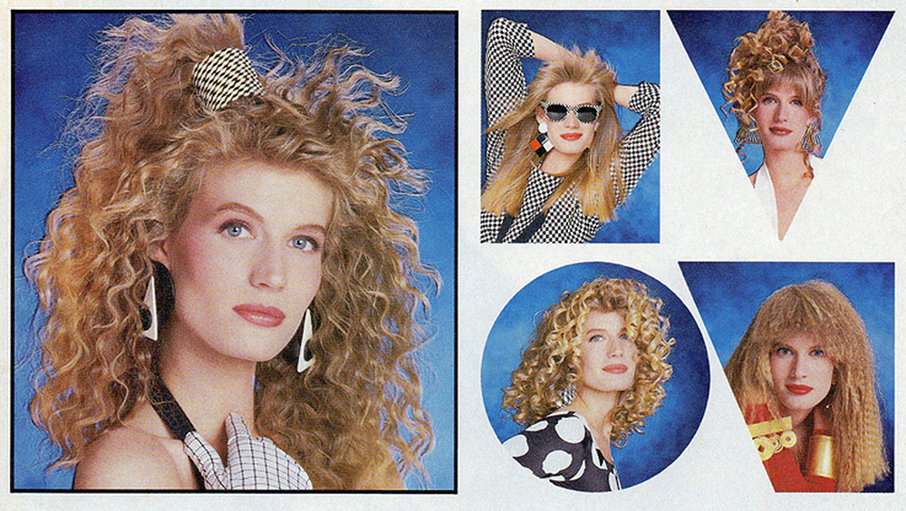 Hair Style In The 80s : 13 Ugliest Hairstyles of Our Time - Grandparents.com