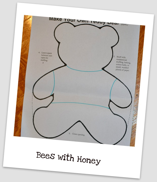 brown bear paper