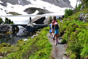 Mt. Baker: Chain Lakes Loop